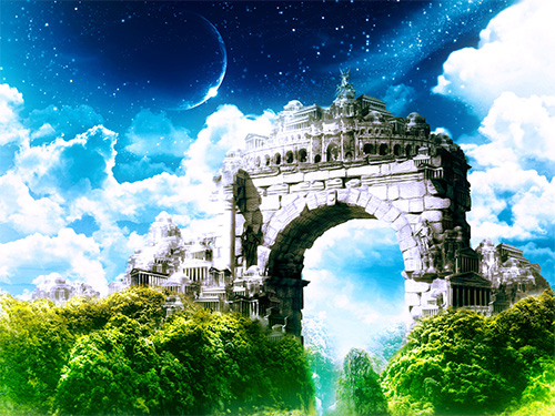 Image The Gate Of Dreams d'Alexander Osokin